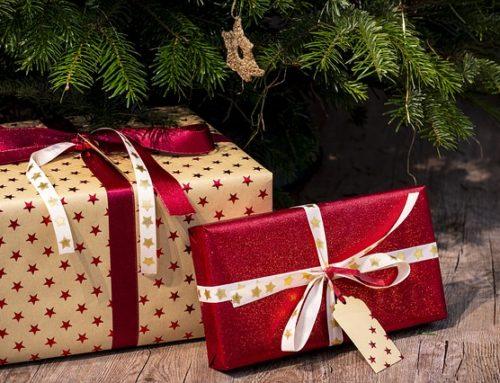 Distribuzione pacchi dono Natale 2018